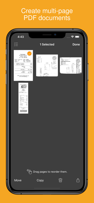 ‎Genius Scan - PDF Scanner Screenshot