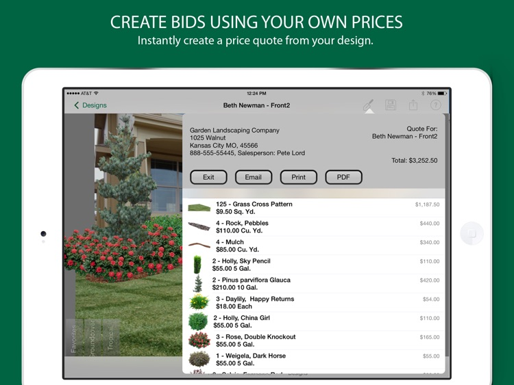 PRO Landscape Contractor screenshot-5