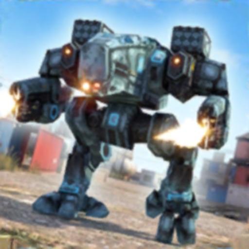 Steel Robots: Heroes War Tank iOS App