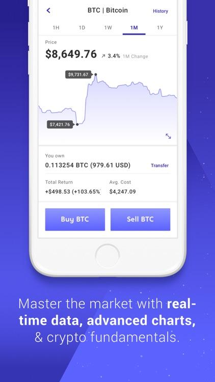 Voyager - Buy Bitcoin & Crypto screenshot-6