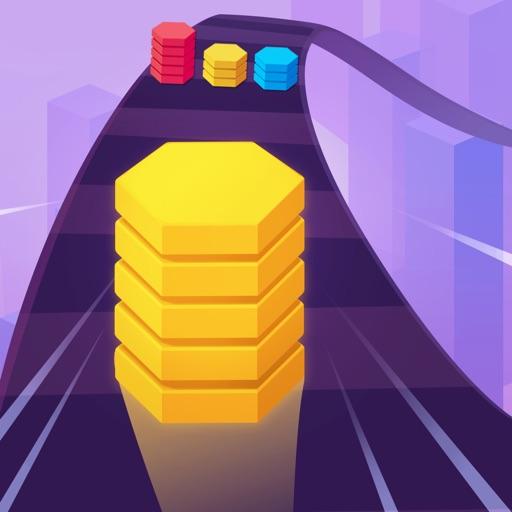 Color Stack—Hexa Run
