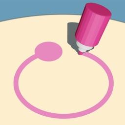 Draw Hole!