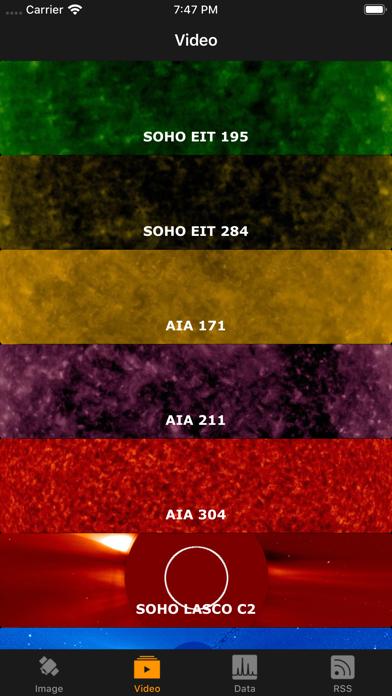 Solar Activityのおすすめ画像3