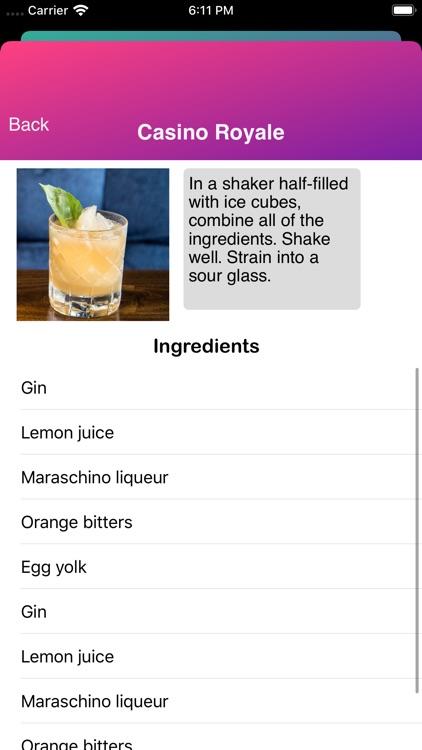 How to make a cocktail screenshot-3