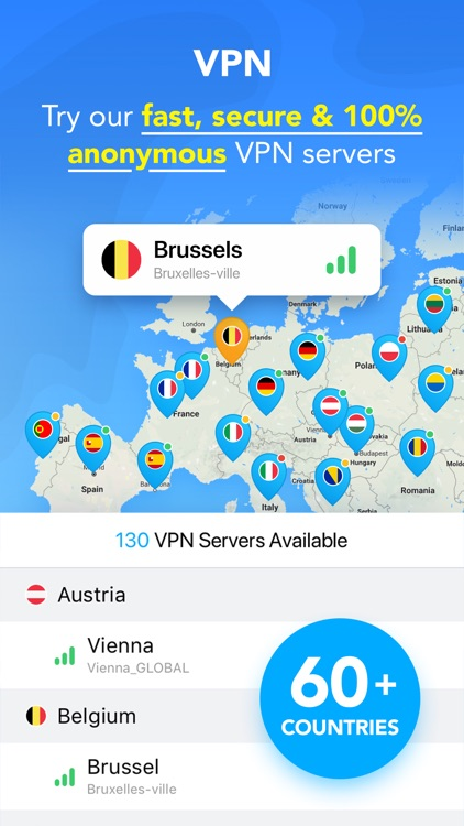 WiFi Map: Get Free WiFi, VPN