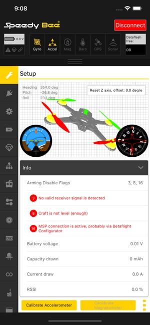 SpeedyBee App on the App Store