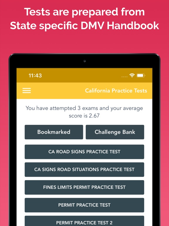 Motorcycle Permit Test Master | App Price Drops