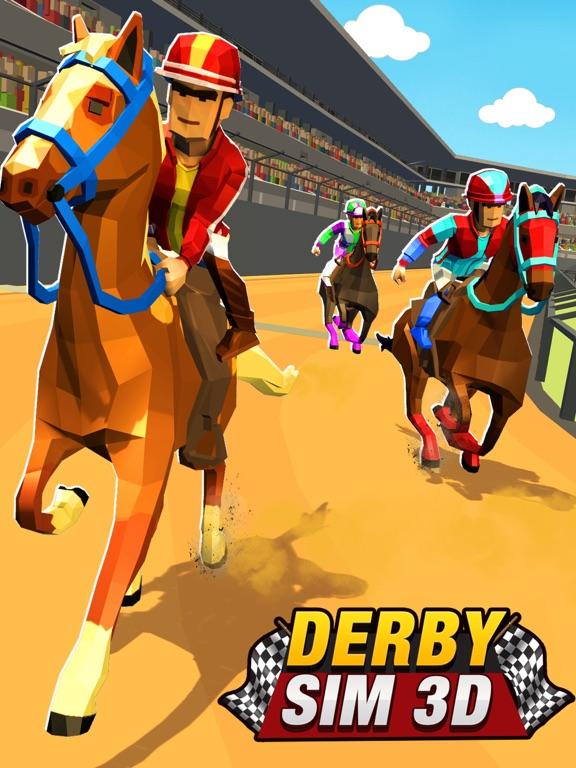 Derby Sim 3D screenshot 6