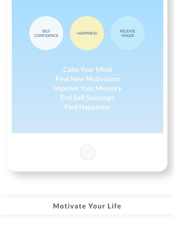 Personal Development and Achievement Hypnosis by Mindifi screenshot