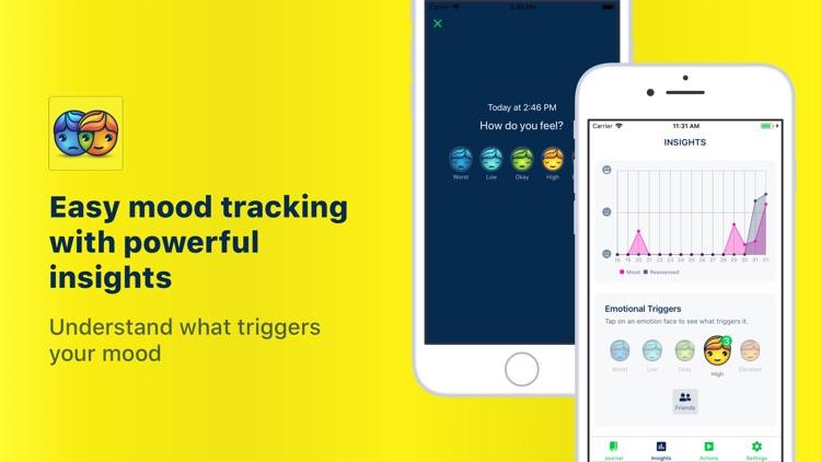 Mooditude - Mood Tracker
