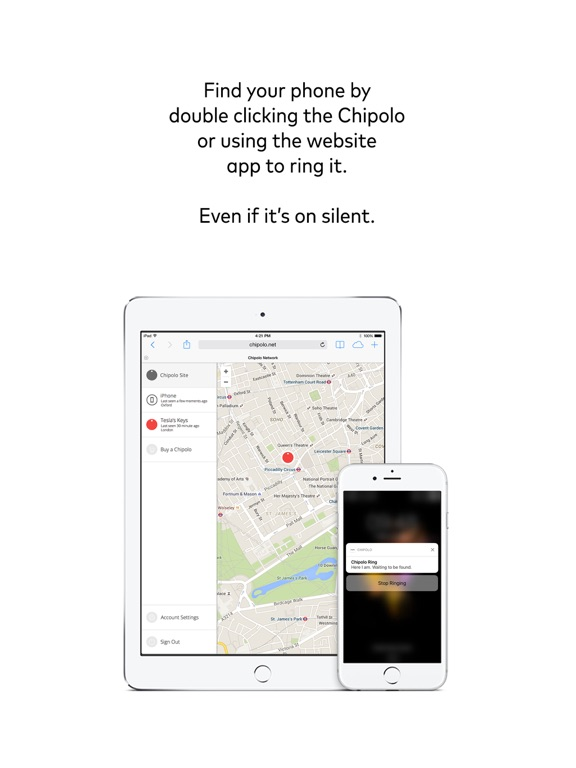 Chipolo – Find Your Everything screenshot 9
