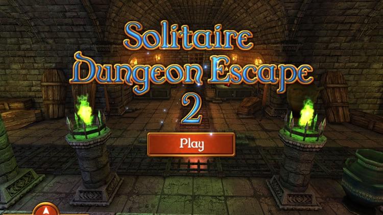 Solitaire Dungeon Escape 2 screenshot-0