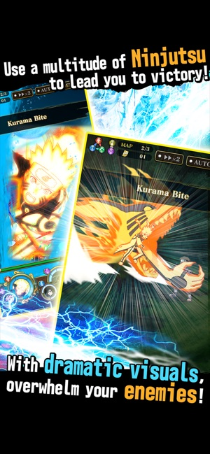 Ultimate Ninja Blazing on the App Store