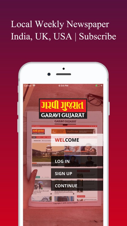 Garavi Gujarat.. screenshot-4