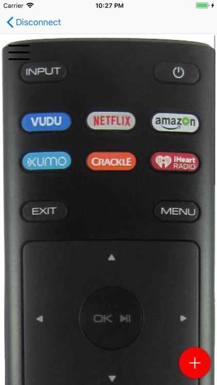 Remote for Vizio screenshot-6