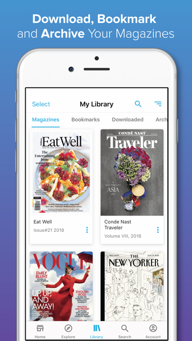 ZINIO - Magazine Newsstand - Revenue & Download estimates