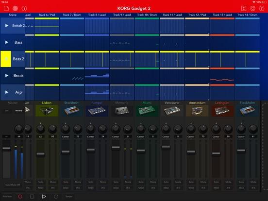 Screenshot #2 for KORG Gadget 2