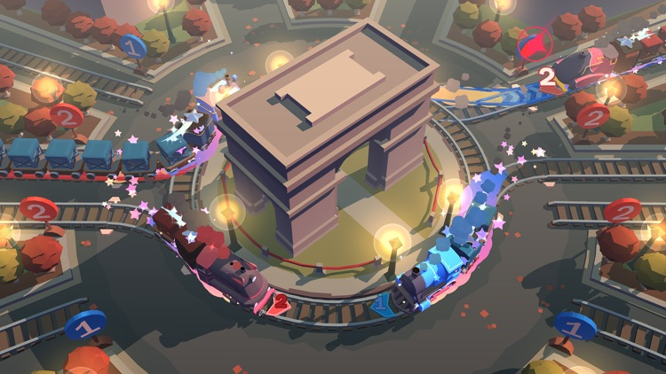 Train Conductor World screenshot-5