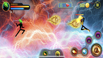 Shadow Dragon Battle : Warrior screenshot 3
