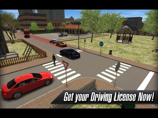 Driving School 2016 iPad app afbeelding 5