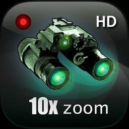 Night Vision Zoom 10x