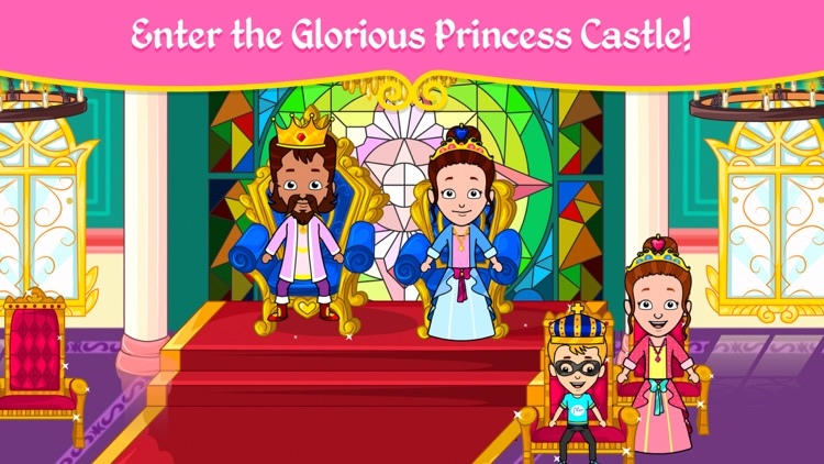 My Princess Town - Doll House screenshot-0