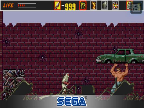 The Revenge of Shinobi Classic screenshot 9