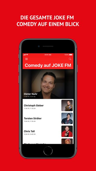 JOKE FM screenshot four