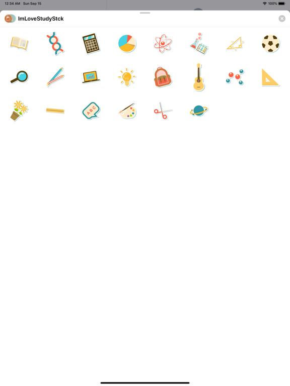 ImLoveStudyStck screenshot 5