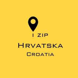 izip Croatia poštanski broj