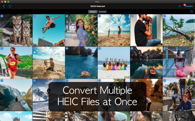 Heic Converter 2 JPG, PNG for Mac