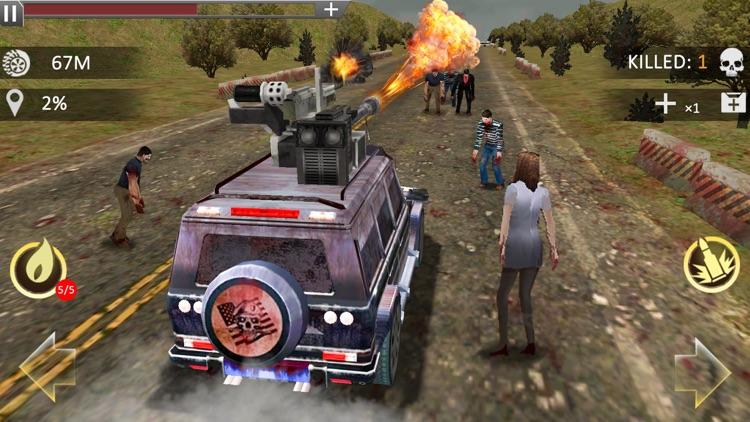Road Killer 3D screenshot-4