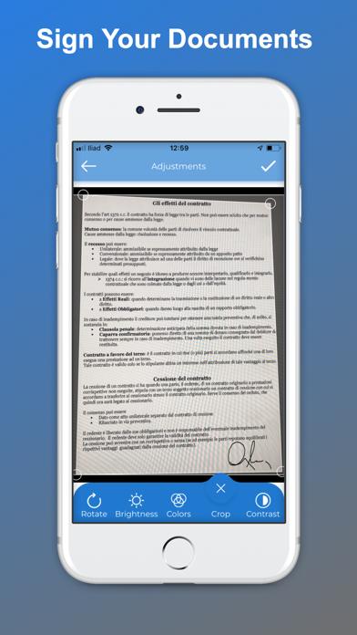Scanner PDF Translate DocumentScreenshot von 4