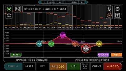iEQ Pro MX screenshot 2