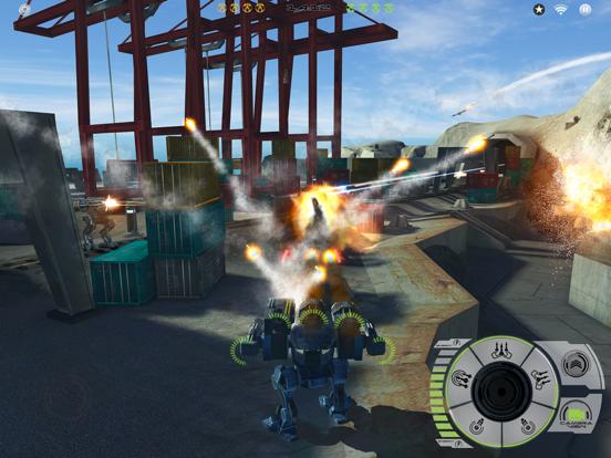 Mech Battle Robots War Game By Djinnworks Gmbh Ios United