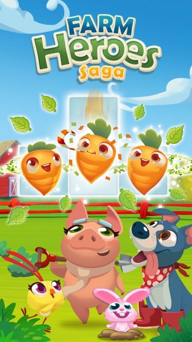 farm heroes saga para iphone 4 gratis