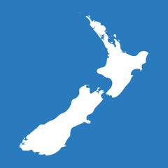 Ici et là Nouvelle Zélande
