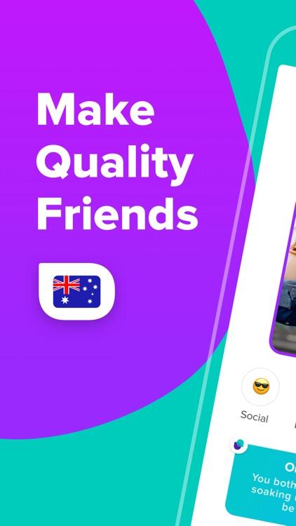 Friendly - Meet New People screenshot-0