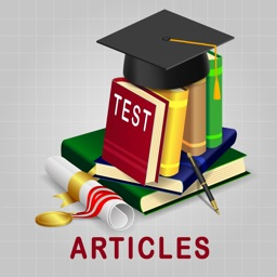 English Tests: Articles