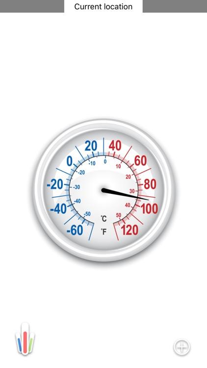 HD Thermometer ⊎ screenshot-3