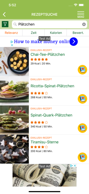 ‎EAT SMARTER Screenshot
