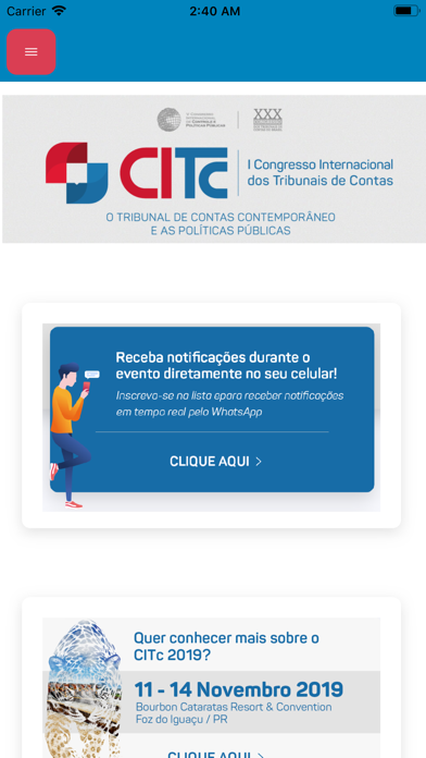 点击获取CITc 2019