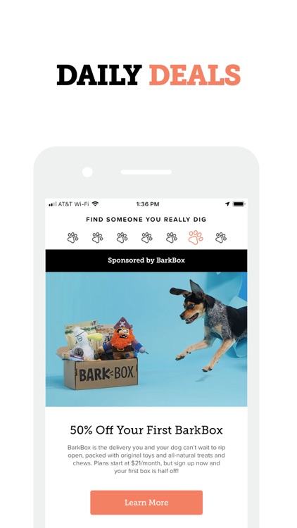 Dig - Dog Person's Dating App screenshot-4