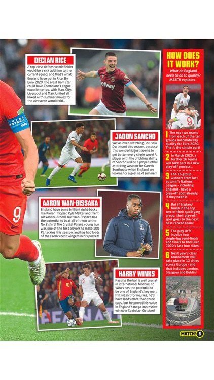 Match Magazine screenshot-4