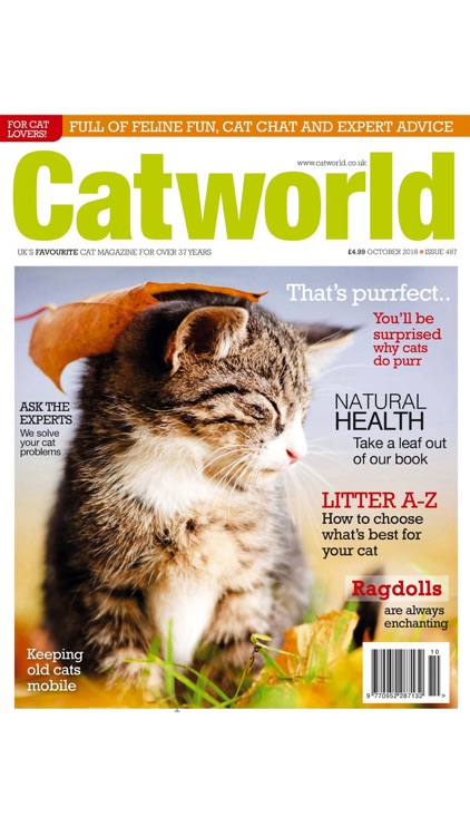 Catworld Magazine screenshot-8