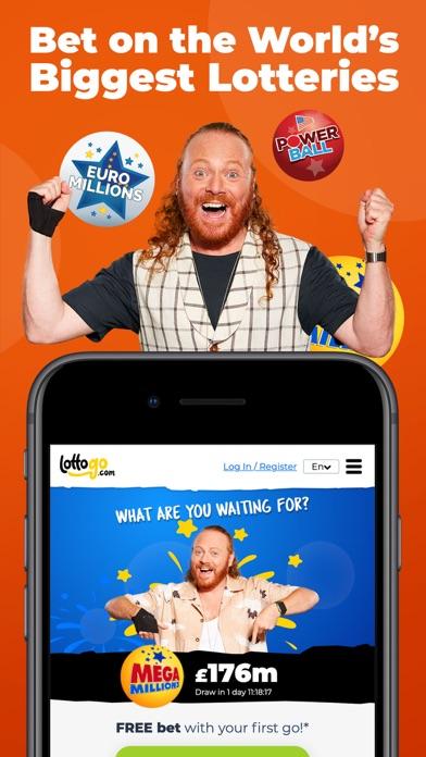 LottoGo.com: Bet & Win