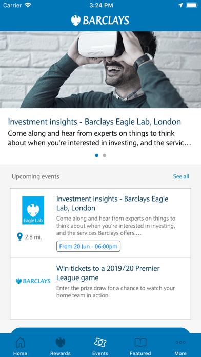 Barclays Premier Rewards screenshot four