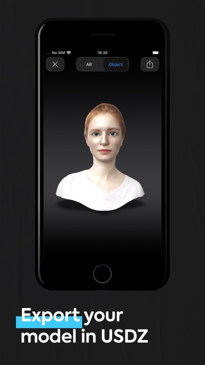 FaceHero - 3D avatar emoji screenshot-5