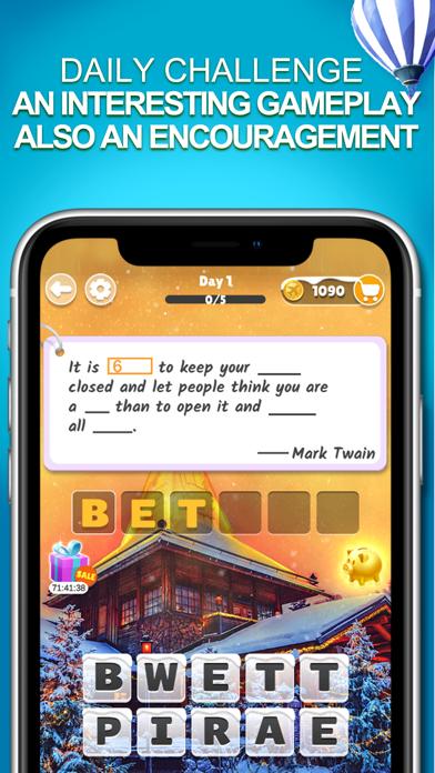 Word Tour™ screenshot 5