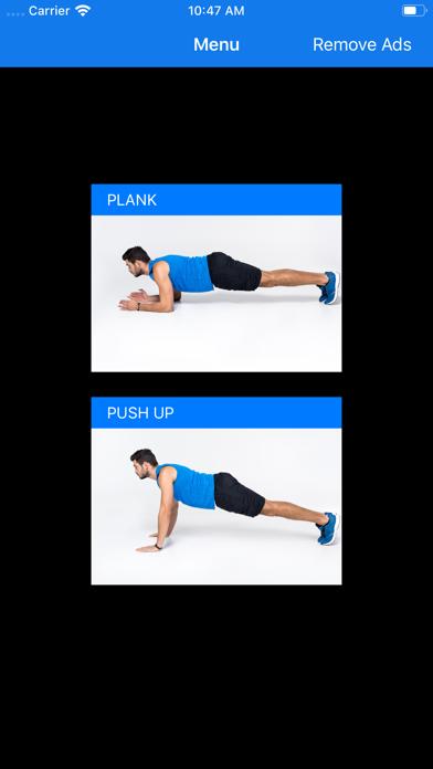 Plank challenge 4 minutesのおすすめ画像9